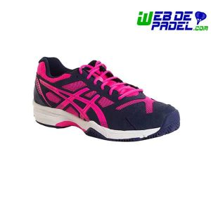 Zapatillas Asics exclusive 4 sg fucsia