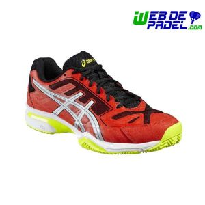 Zapatillas Asics profesional 2 sg rojo