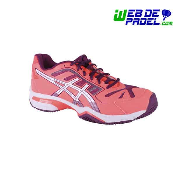 Zapatillas Asics profesional 2 sg rosa