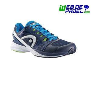Zapatillas de padel Head Nitro Pro azul