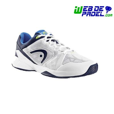 Zapatillas de padel Head Revolt Blanco