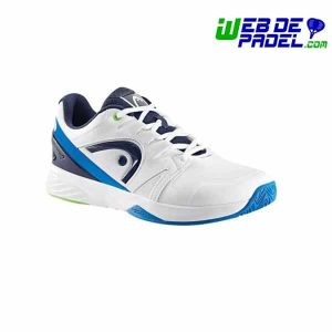 Zapatillas de padel Head Team Blanco