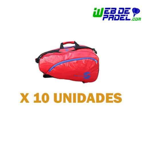 Paletero Softee Rojo Pro 10