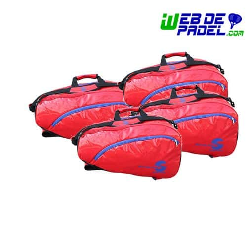 Paletero Softee Rojo Pro 4