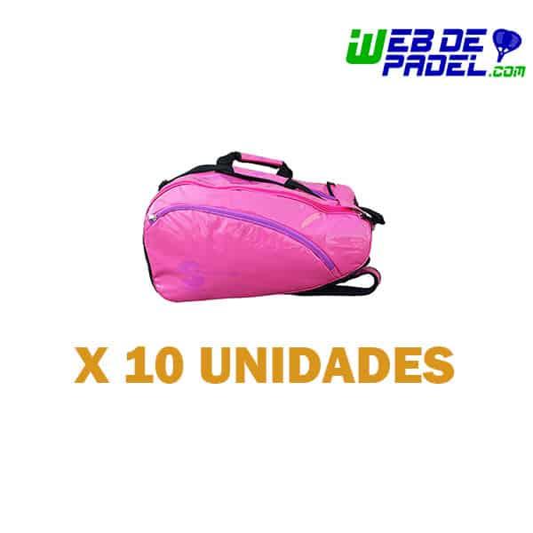 Paletero Softee Rosa Pro 10