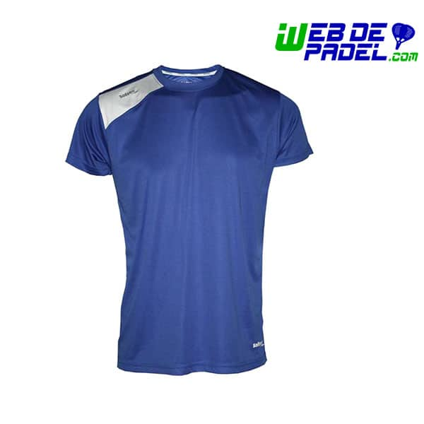 Camiseta Padel Softee Full Azul