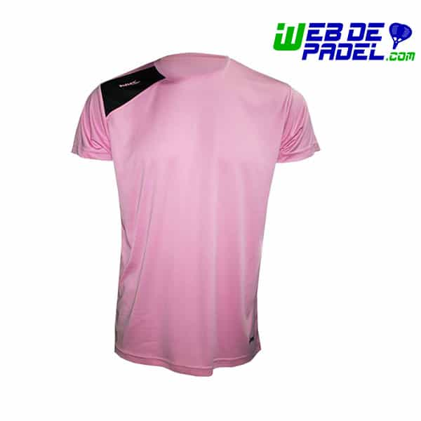 Camiseta Padel Softee Full Rosa