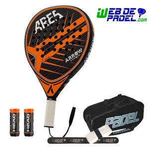Pala de padel ARES ARROW 2016