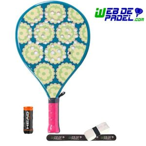 Pala de padel Agatha Candy Junior