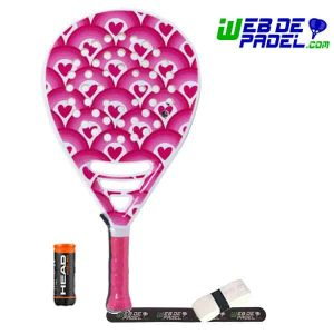 Pala de padel Agatha Happy Junior
