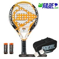 Pala de padel Dunlop Hot Elite 2017