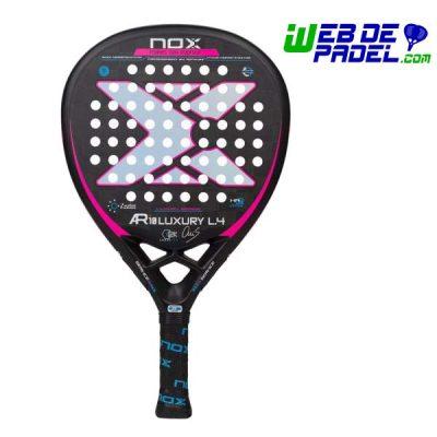 Pala padel NOX AR10 Luxury 2018