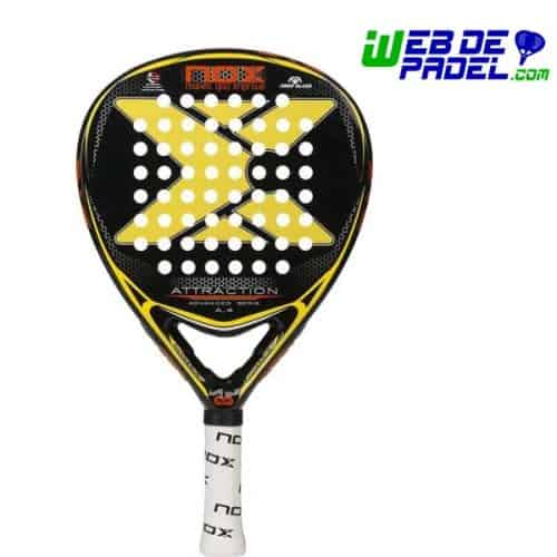 Pala padel NOX Atraction 2018