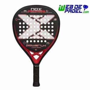 Pala padel NOX Luxury Power 2018