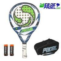 Pala padel Sane Number One 4 Eva