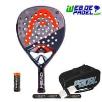 Pala de padel Head Alpha Motion 2017