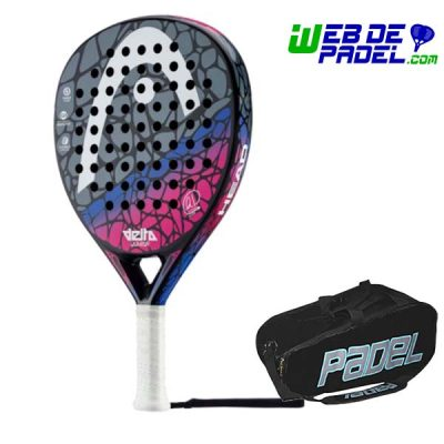 Pala de padel Head Delta Ale Junior