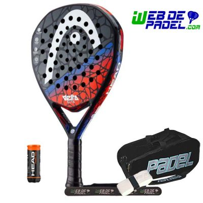 Pala de padel Head Delta Elite 2018