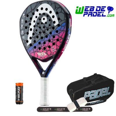 Pala de padel Head Delta Motion 2018