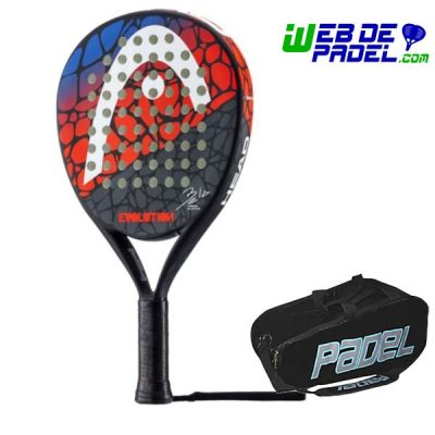 Pala de padel Head Evolution Junior