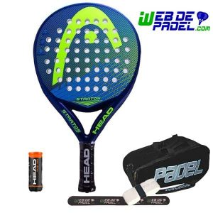 Pala de padel Head Stratos