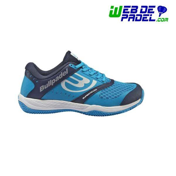 Zapatillas Bullpadel Betax azul