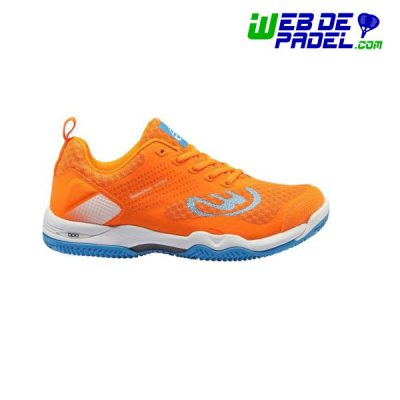 Zapatillas Bullpadel Bitor naranja