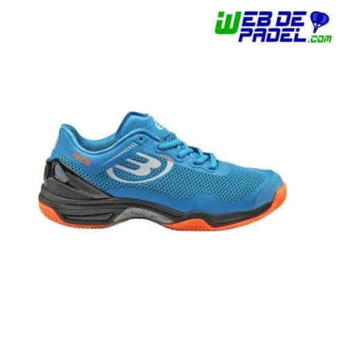Zapatillas Bullpadel Hack 2018 azul
