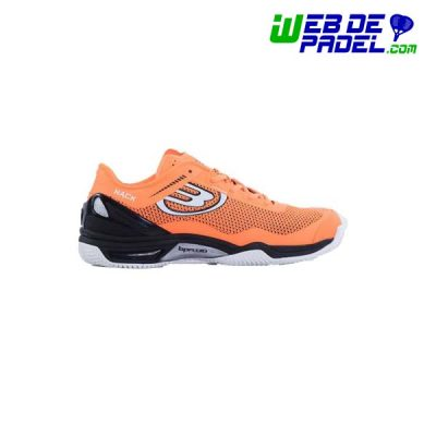 Zapatillas Bullpadel Hack 2018 naranja