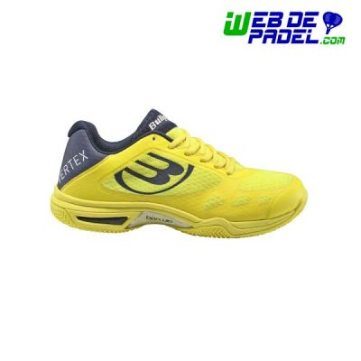 Zapatillas Bullpadel Vertex amarillo