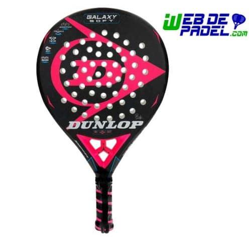 Pala de padel Dunlop Galaxy Soft