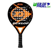 Pala de padel Dunlop Sting 360 naranja