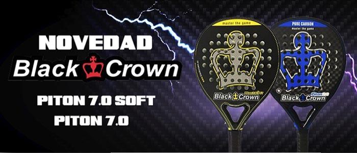 Banner Black Crown Piton 7 para comprar en tu tienda de palas de padel y deporte al mejor precio