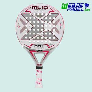 Oferta Pala de padel Nox ML10 Pro Cup SIlver