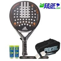 Pala de padel Adidas real power control ltd