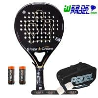 Pala de padel Black Crown Omni