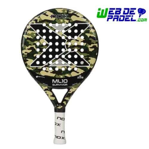 Pala padel NOX ML10 SURVIVE 2018