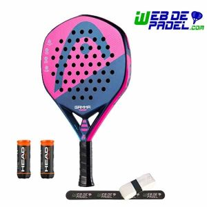 Pala de padel Head Graphene Gamma Motion 2019