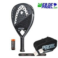 Pala de padel Head Graphene touch alpha elite 2019