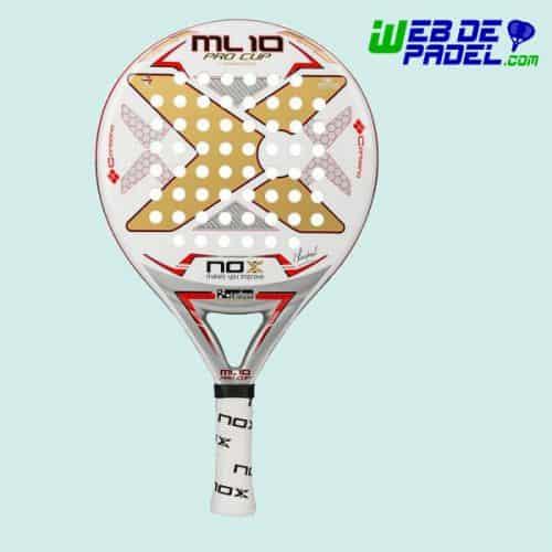 Pala de padel Nox ML10 Pro Cup 2018