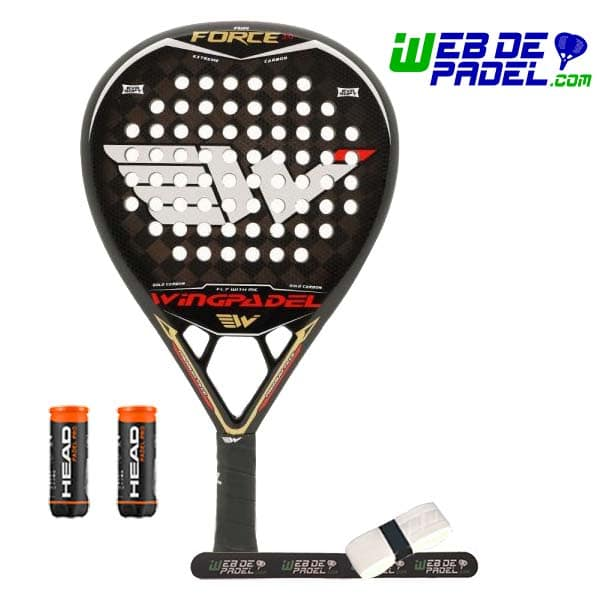 Pala de padel Wingpadel Air Force Attack 3