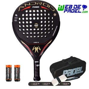 Pala de padel Padel Session Android Power