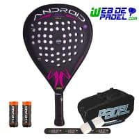 Pala de padel Padel Session Android Woman