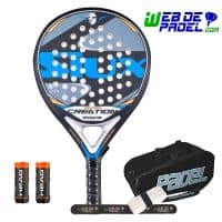 Pala de padel Siux Creation