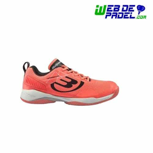 Zapatillas de padel Bullpadel Vertex Salmon 2019