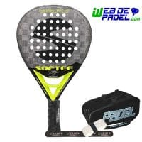 Pala de padel Softee Carburo 2019