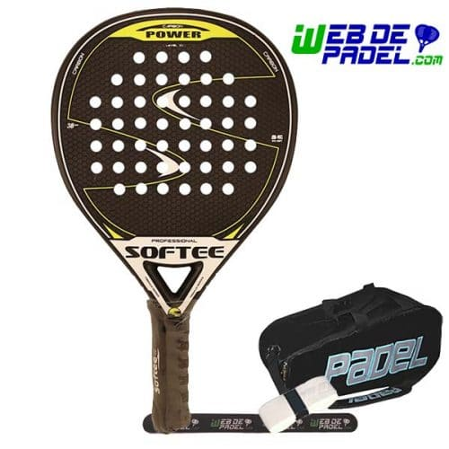 Pala de padel Softee Winner Power 2019