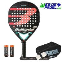 Pala de padel Bullpadel Flow Woman 2020