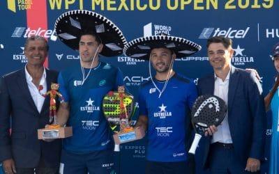 El 'México Open' Conmemora los 50 años del Pádel