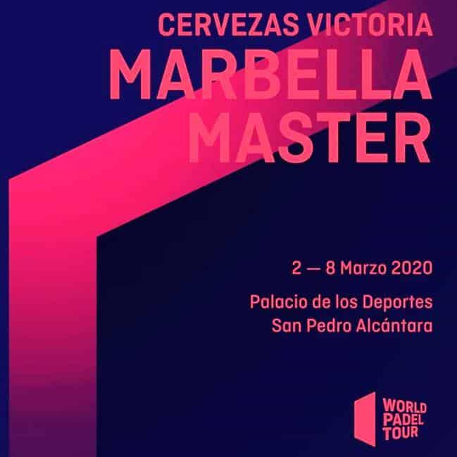 El World Padel Tour 2020 arrancará en Marbella